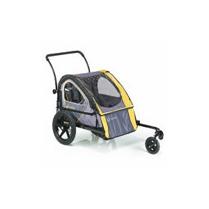 Photo of InSTEP Double Child Trailer Cycling Accessory