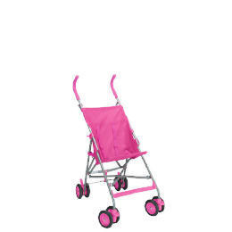 Tesco Value Kitty Stroller - Pink Reviews