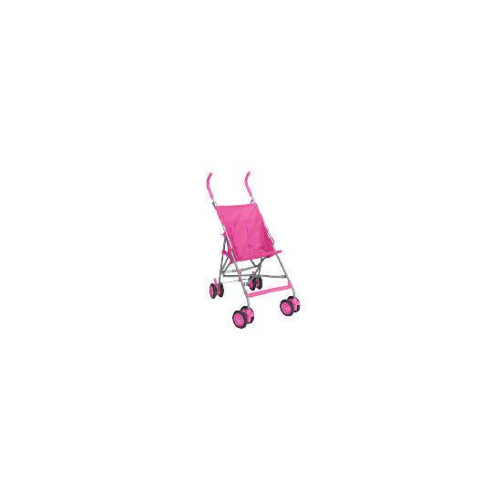 Tesco Value Kitty Stroller - Pink