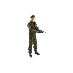 Photo of HM Armed Forces Royal Marine Commando Toy