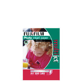 Fuji A4 180GM 100 Pack Reviews