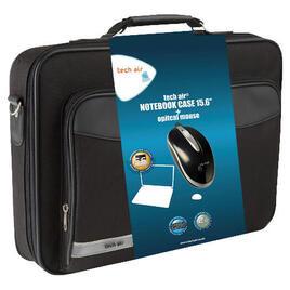 "Techair 15.6"" Bag and Mini Optical Mouse Reviews"