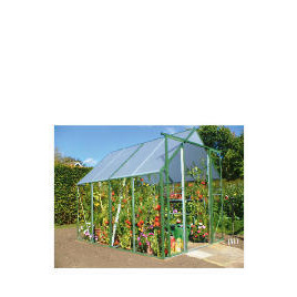6 x 8 Steel and PVC Greenhouse Reviews