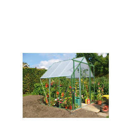 6 x 6 Steel and PVC Greenhouse Reviews