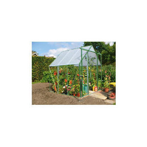 Photo of 6 X 6 Steel and PVC Greenhouse Greenhouse