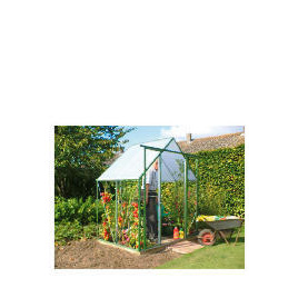 6x4 Steel and PVC Greenhouse Reviews