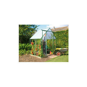 Photo of 6X4 Steel and PVC Greenhouse Greenhouse