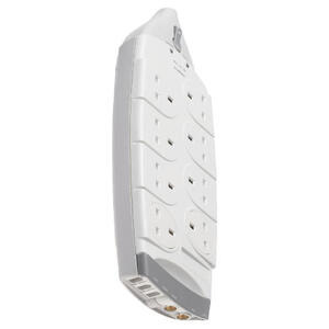 Photo of Belkin Surge Protector 8 Way Adaptors and Cable