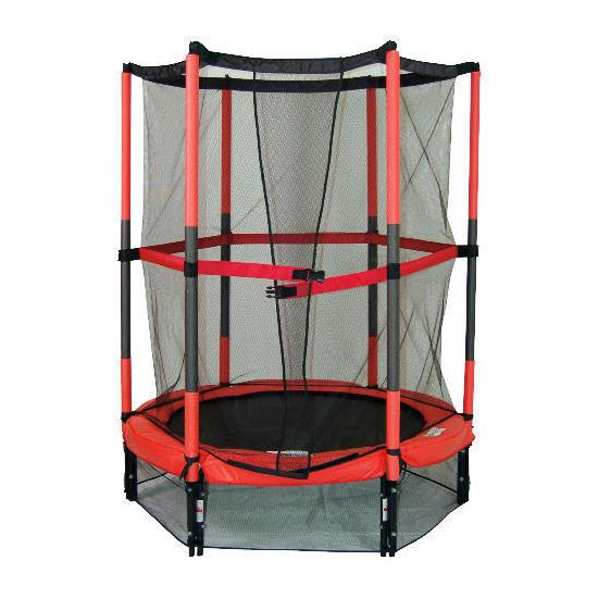 SportsPower 1st Trampoline with Enclosure