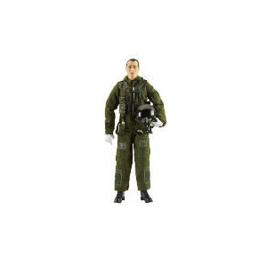 Photo of HM Armed Forces RAF Jet Pilot Toy