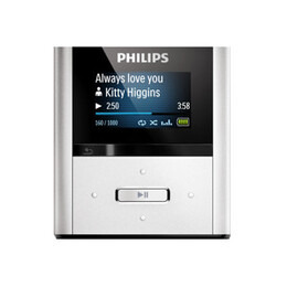 Philips GoGear Raga 2GB Reviews