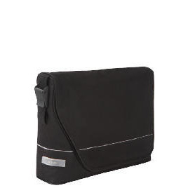 Techair Black & Orange Messenger Bag Reviews