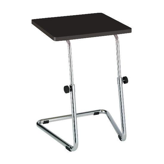 Tilt Laptop Table, Black