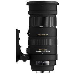 Sigma 50-500mm f4-6.3 DG OS Lens for Pentax AF