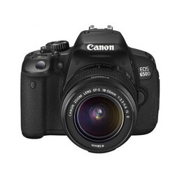 Canon EOS 650D with 18-55mm Lens Reviews