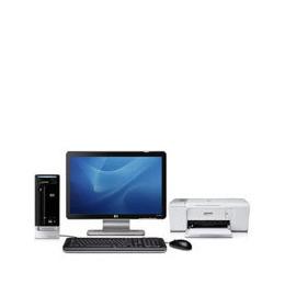 "HP Pavilion Slimline S3714UK-P and 19"" monitor Reviews"