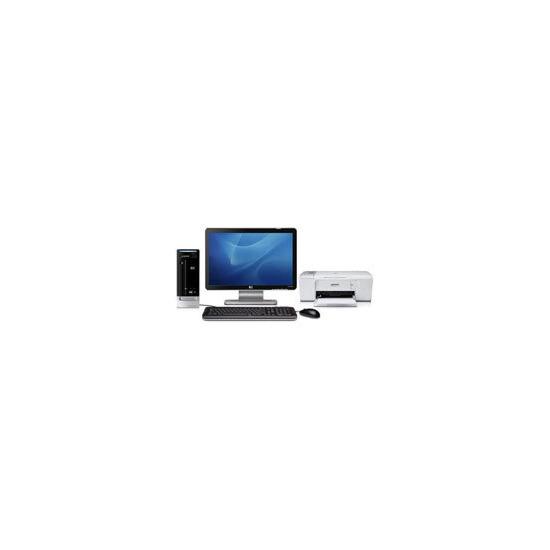 "HP Pavilion Slimline S3714UK-P and 19"" monitor"