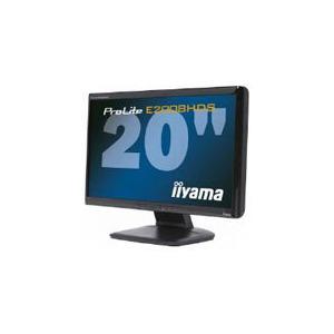 Photo of Wide Screen LCD. DVI & VGA Monitor