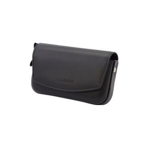 Photo of Panasonic DMW-PHH13XEK - Case For Digital Photo Camera - Leather - Black Camera Case