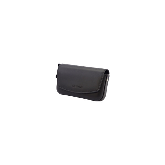 Panasonic DMW-PHH13XEK - Case for digital photo camera - leather - black