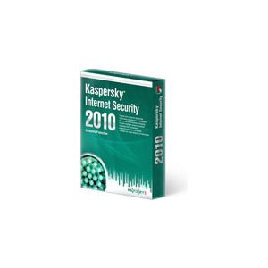 Photo of Kaspersky Internet Security 2010 3-User Software