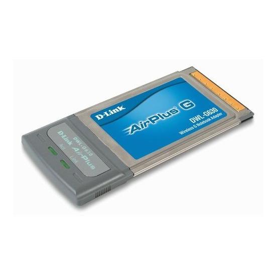 D-Link DWL-G630 Adapter Cardbus