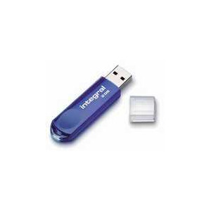 Photo of Integral Pen 2 0 2GB Ice B USB Memory Storage