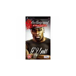 Photo of 50 Cent - Bullet Proof: g Unit Edition, PSP Video Game