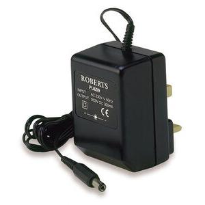 Photo of Roberts Radio PU6-B and PU609 Adaptors and Cable