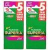Photo of Fujifilm Superia 200 35MM 36EXP Pack Of 10 Camera Film