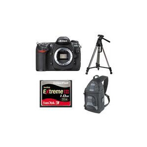 Photo of Nikon D200 Enthusiast Kit Photography