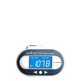 Veho VFM 002 Digital FM Transmitter For All MP3 Players and iPods Reviews