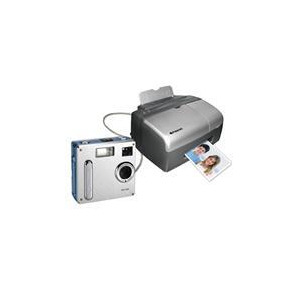 Photo of Polaroid CPM 300 Digital Camera