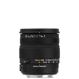Sigma 17-70mm f2.8-4 DC OS Lens for Pentax AF Reviews