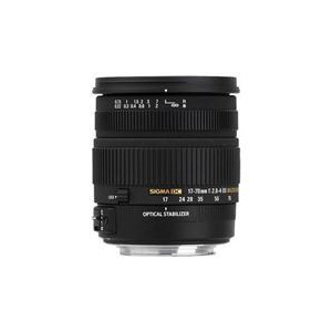 Photo of Sigma 17-70MM F2.8-4 DC OS Lens For Pentax AF Lens