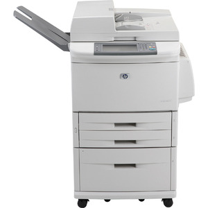 Photo of HP LaserJet M9040 Printer