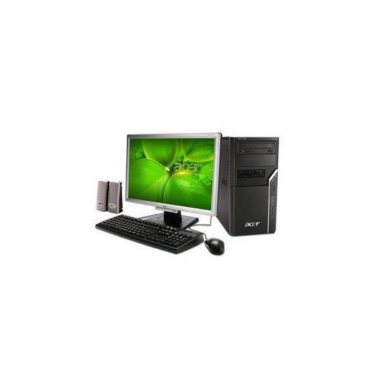 Grade A1 - Acer Aspire M1640 Refurbished Desktop