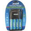 Photo of Everyday Charger With 4XAA Batteries Battery Charger