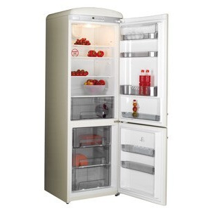 Photo of Baumatic RETRO14IV Fridge Freezer