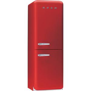 Photo of Smeg FAB32QR 50's Retro Style (Red + Right Hinge) Fridge Freezer
