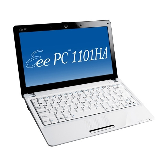 Asus Eee PC 1101HA Seashell (Netbook)
