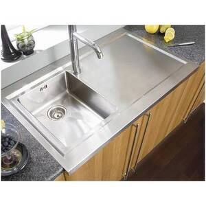 Photo of Astracast DE10XBHOMEPKL Kitchen Sink
