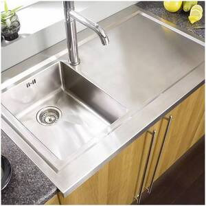 Photo of Astracast DE10XBHOMEPKR Kitchen Sink