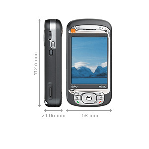 Photo of Orange SPV M3100 Mobile Phone