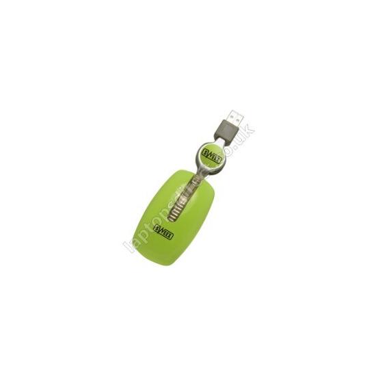 Sweex Optical Mouse Lemon and Lime -