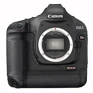 Photo of Canon EOS 1Ds Mark III (Body Only) Digital Camera