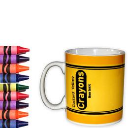 Crayon Mug - Custard Yellow Reviews