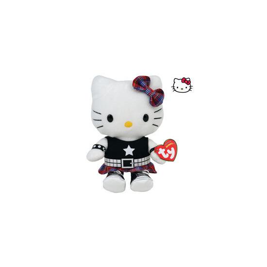 Hello Kitty Rock Plush