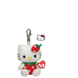 Hello Kitty Strawberry Keychain Reviews
