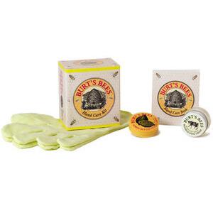 Photo of Burt's Bees Hand Care Kit Gadget